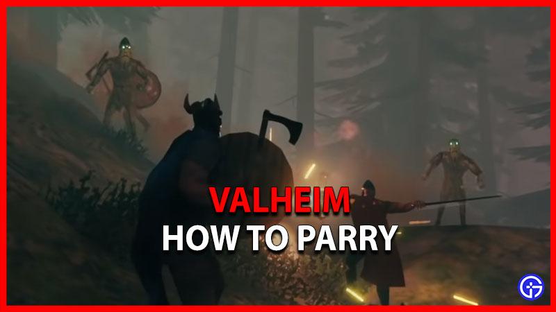 Valheim Parry