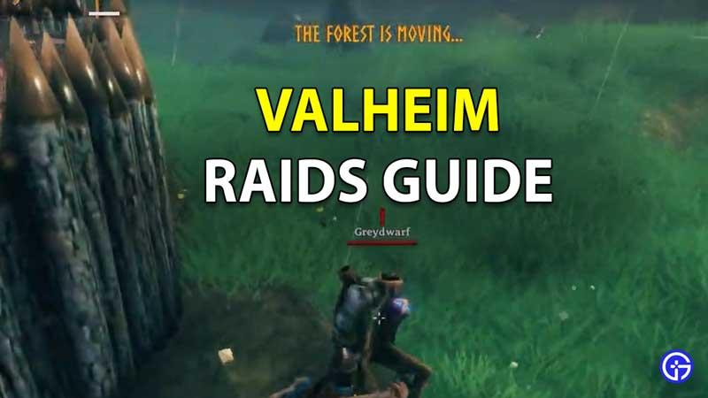 Valheim Raids Guide