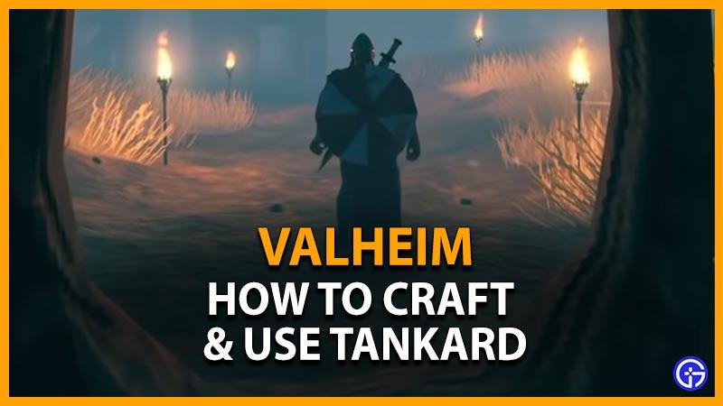 Valheim Tankard