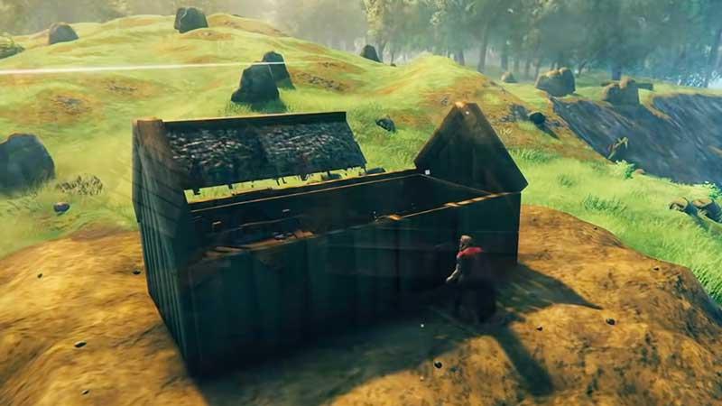 Where to Build Base Valheim
