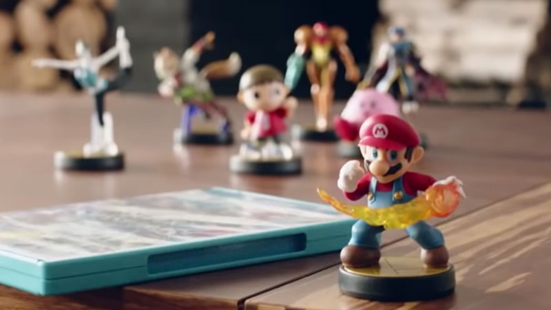 Learn to use Amiibo in Super Mario 3D World