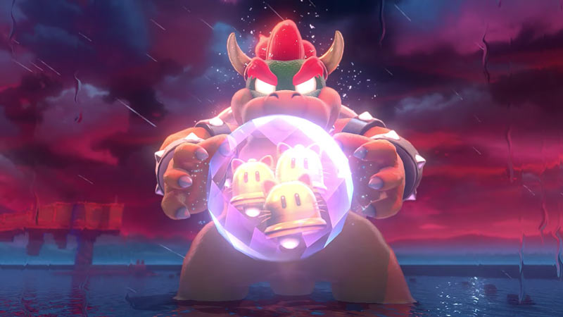 Bowser Boss Guide Bowser's Fury