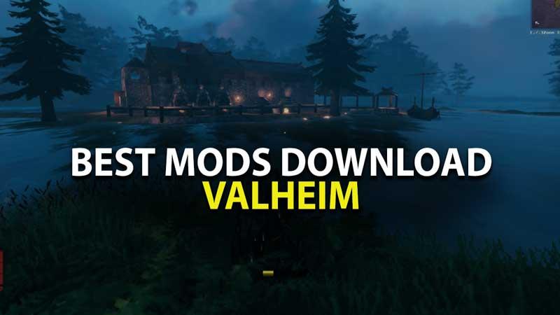 Best Mods for Valheim