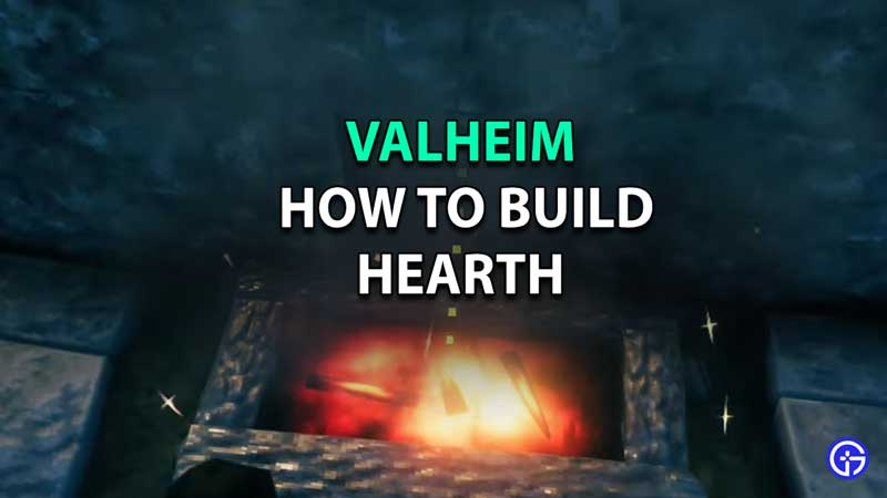 How to Build a Hearth in Valheim