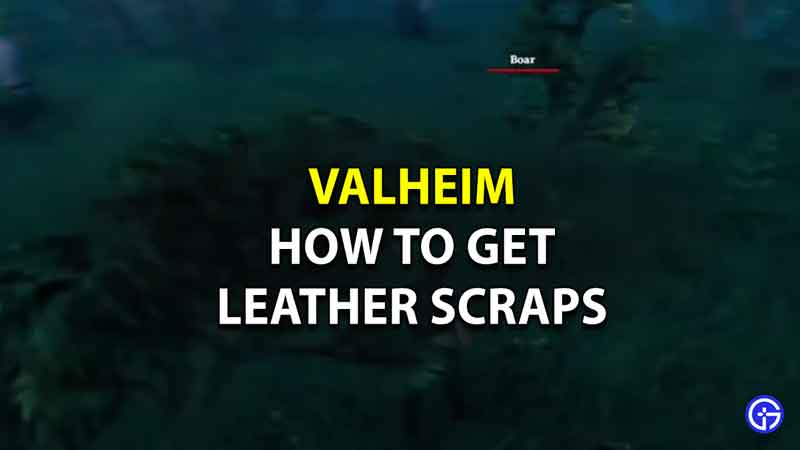 how to find leather scraps
