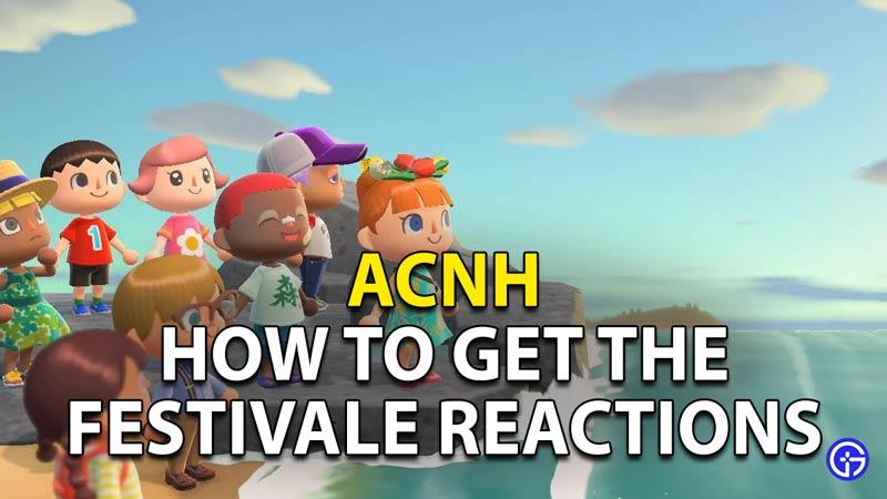 AC New Horizon Festivale Reactions