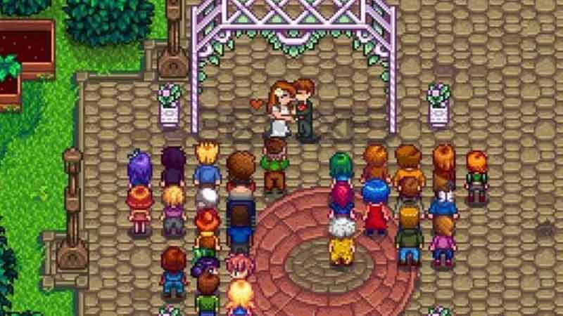 how to marry in stardew valley