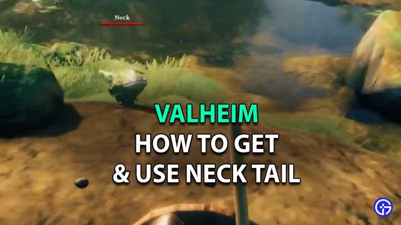 Valheim Neck Tail