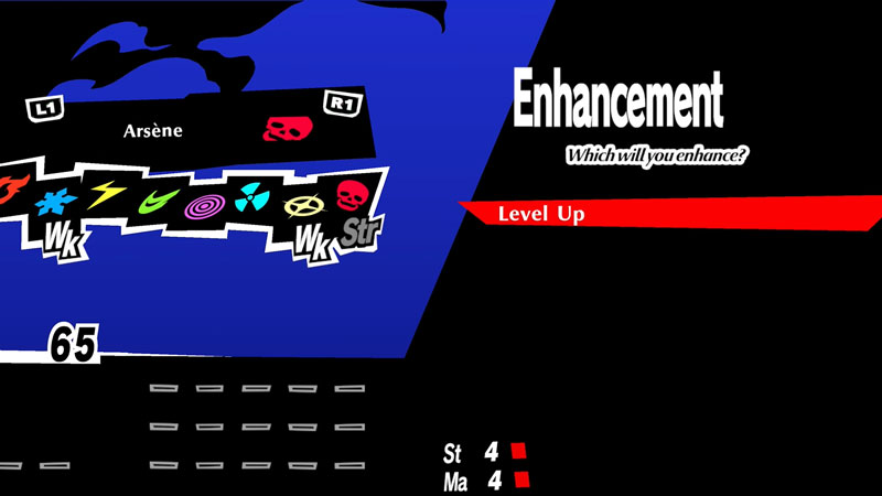 Know how to use Enhance System in Persona 5 Strikers
