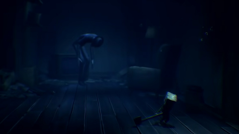 Learn how to beat the Thin Man in Little Nightmares 2