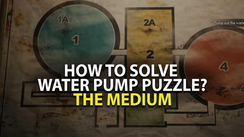The Medium Water Puzzle Solution