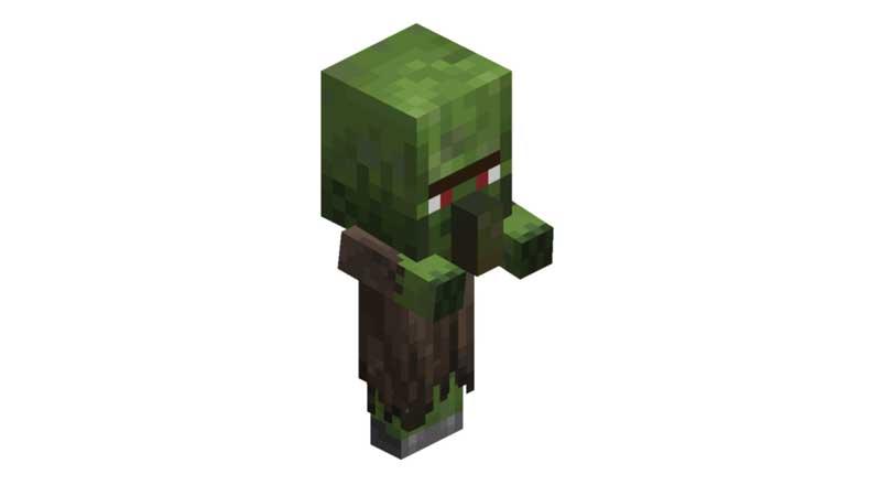 Minecraft Zombie Villager Guide