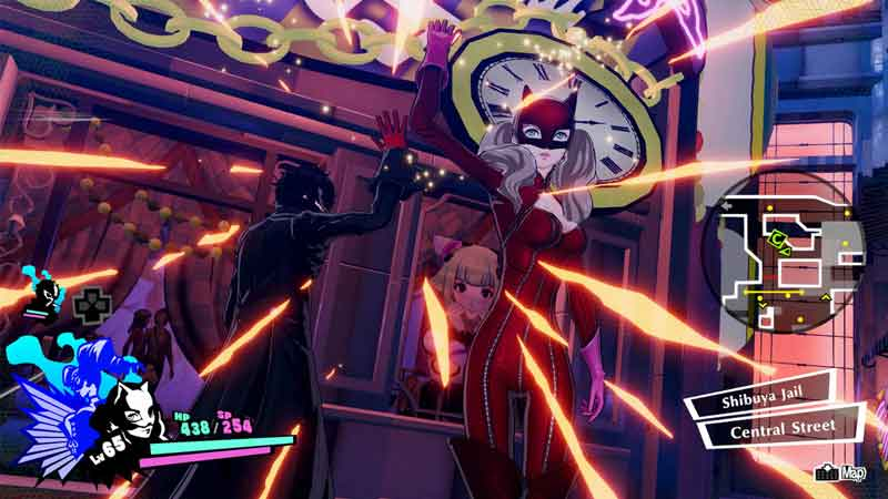 how many endings are there in Persona 5 Strikers