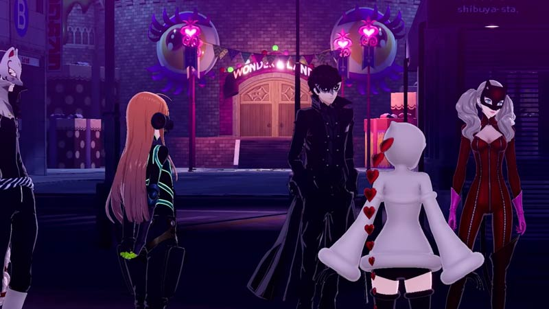 Get rid of personas in Persona 5 Strikers