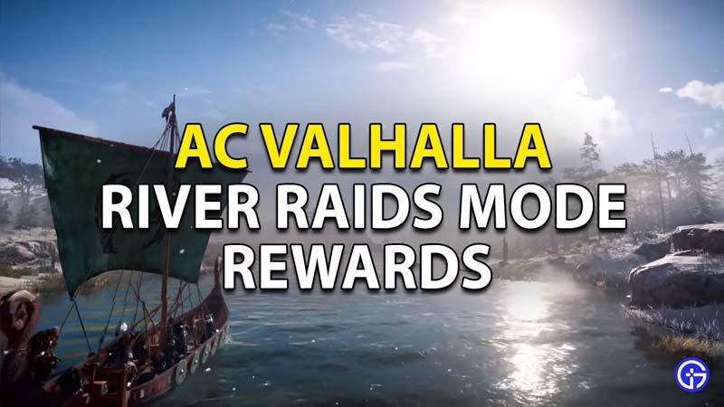 River Mode rewards in AC Valhalla