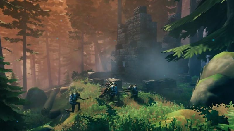 Do dungeons and crypts respawn in Valheim