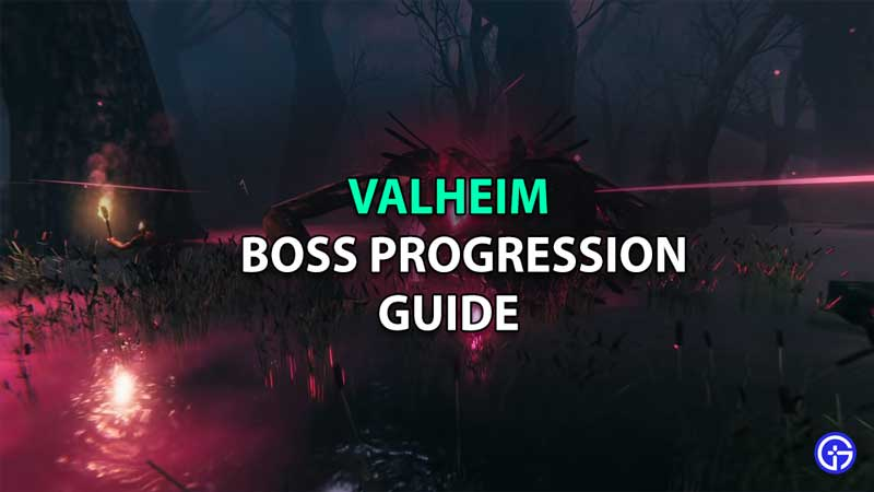 valheim boss progression guide