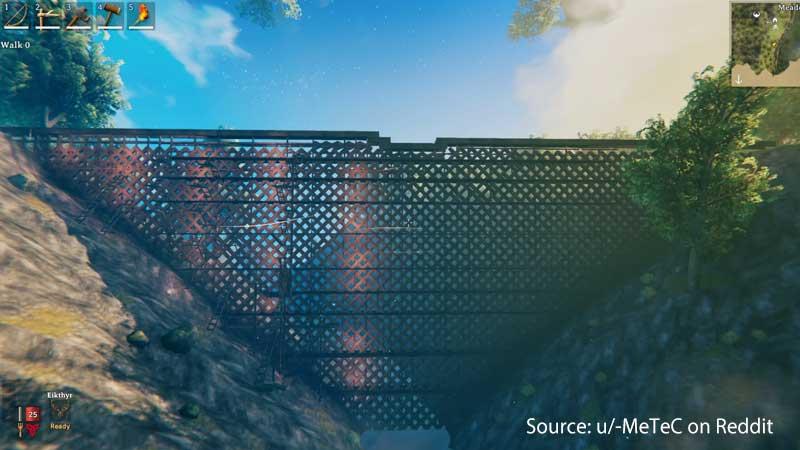 valheim bridge designs