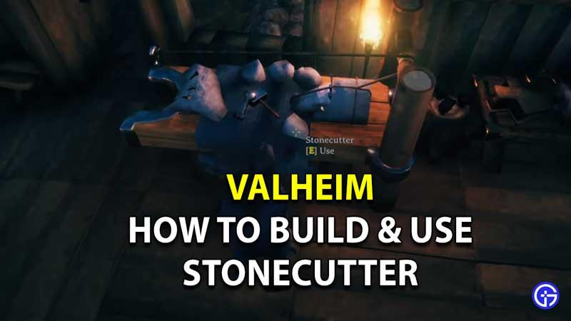 stone cutter valheim