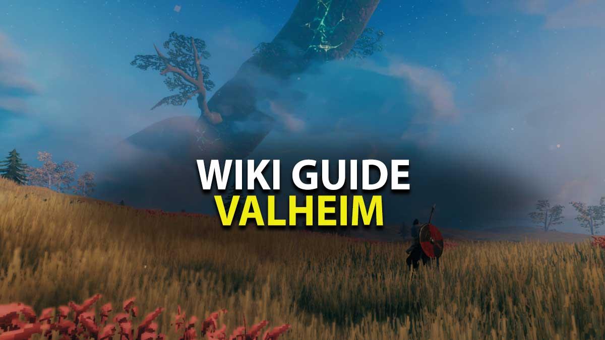 Valheim Wiki Guide