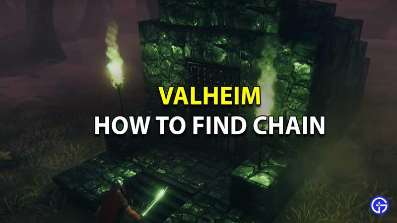 where to find chain valheim