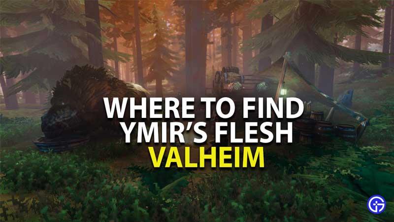 where to find ymir flesh in valheim