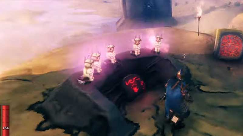 yagluth summon sacrifice