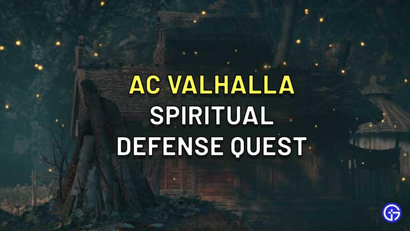 AC Valhalla Spiritual Defense Guide