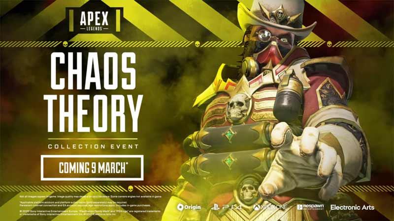 Apex Legends March 9 Patch Notes