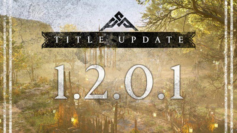 Assassin's Creed Valhalla Update 1.2.0.1
