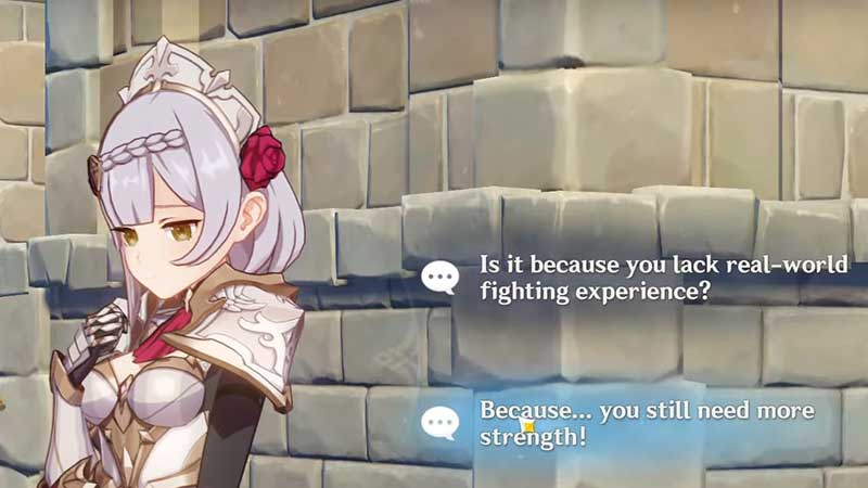 Noelle Hangout Event Choices Endings and Rewards