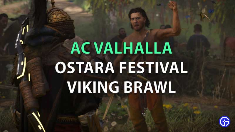 How To Complete Ostara Festival Brawl