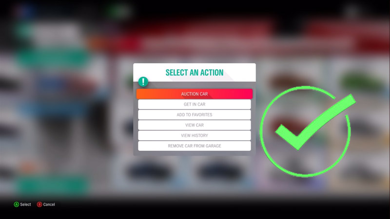 How To Sell Cars in Forza Horizon 4
