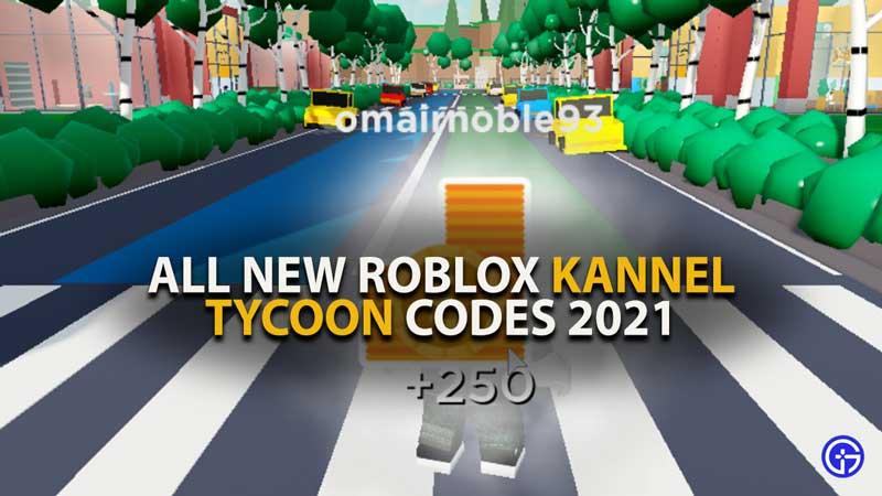Kannel Tycoon Codes