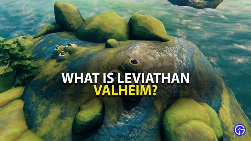 Leviathan Valheim Guide