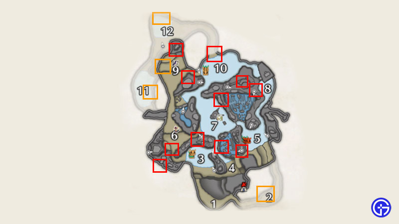 MH Rise Icium Material Locations Monster Hunter Rise