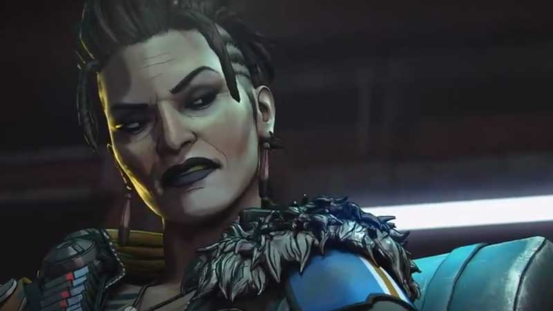 Who is Mad Maggie in Apex Legends