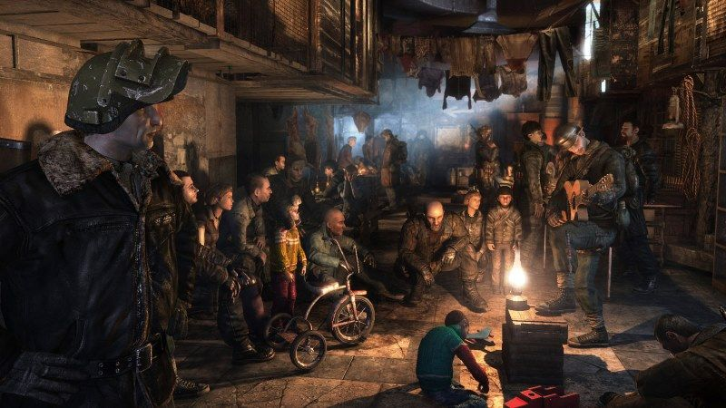 Metro 2033 Available for Free on Steam