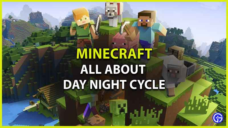 Minecraft day length and duration
