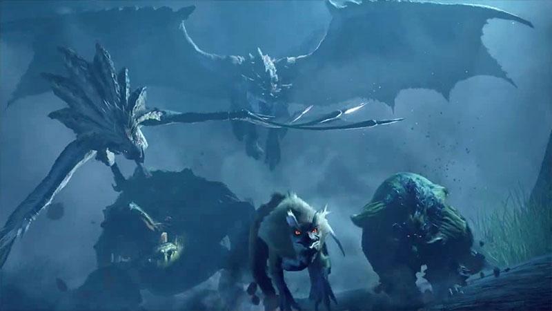 Monster Hunter Charge Blade