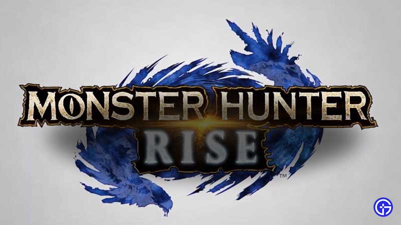 Monster Hunter Rise Maps, Creatures, Monsters