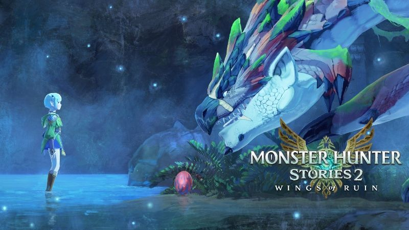 Monster Hunter Stories 2 Wings of Ruin Release Date