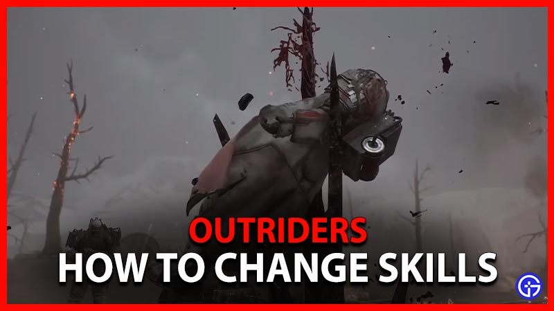 Outriders Skills