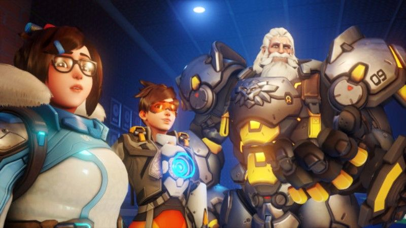 Overwatch Gets Three Display Modes for Xbox Series X