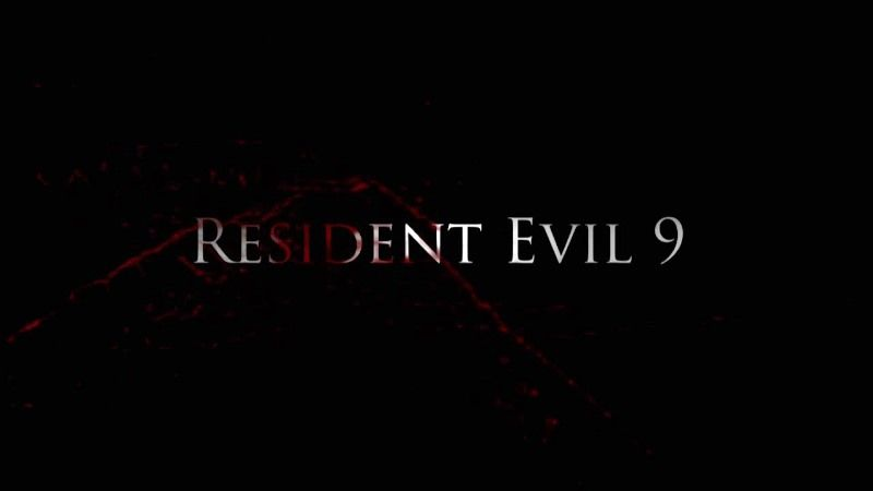 Resident Evil 9 in Development