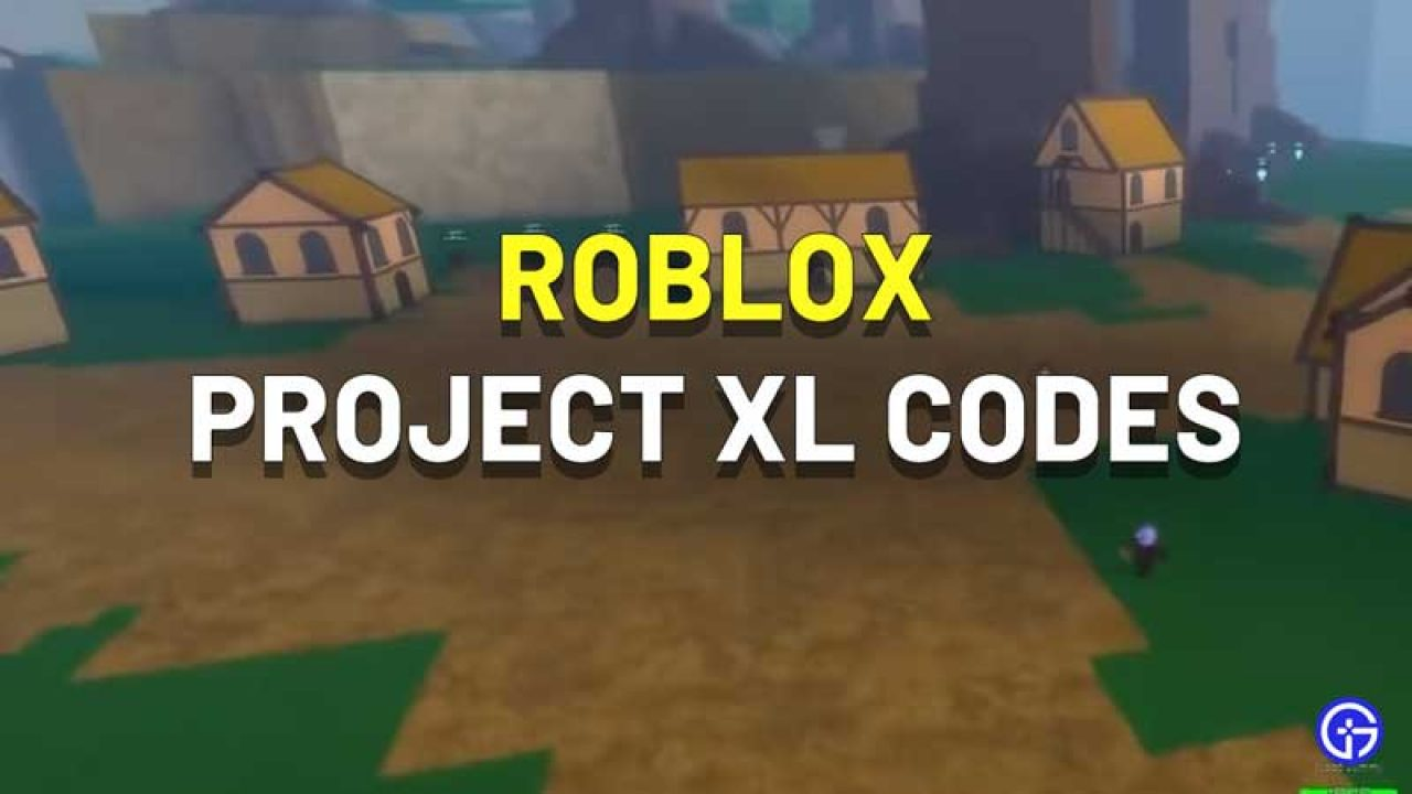 Project XL Codes October 20   Get Free Mastery XP