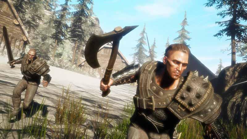 Rune Classic & Rune 2 Viking Games best