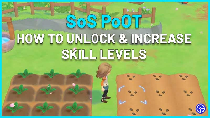 SoS PoOT Skills List and How to Increase Skill Level