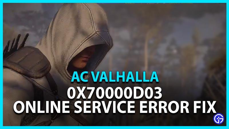 Valhalla 0x70000d03