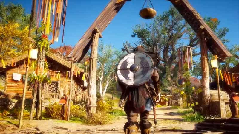 Valhalla 15 Hidden Easter Egg Hunt Basket Locations